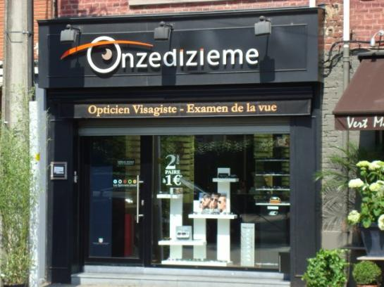 Onzedizieme, opticien independant Lambersart